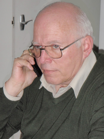 Catalyst Counselling - Graham Baldwin on telephone counselling